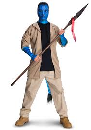 deluxe avatar jake sully costume
