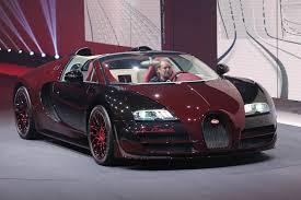 bugatti bids farewell to veyron with one off la finale edition