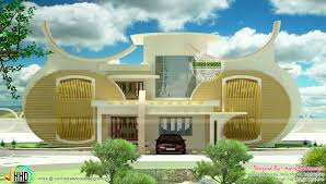 strange circular home design kerala home design and floor plans