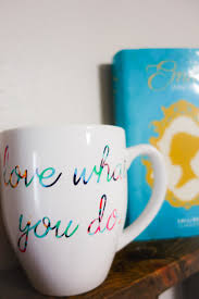 how to decorate coffee mugs by busy b boutique beauty and the binky