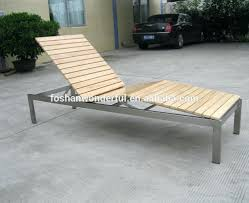 Double Chaise Sofa Lounge by Teak Wood Lounge Furniture Teak Wood Double Chaise Lounge Chair