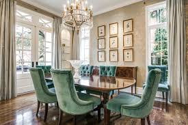 University Park French Colonial Traditional Dining Room - Colonial dining rooms