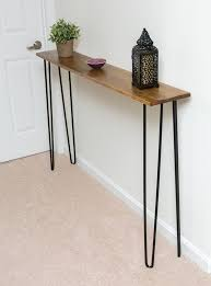 narrow entryway console table 34 stylish console tables for your entryway digsdigs
