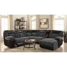 Motion Sectional Sofa Cybele Modular Motion Sectional Sofa By Coaster Quality