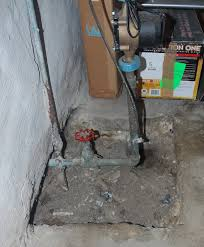 What Is The Best Way To Fill A Hole In A Concrete Basement Floor