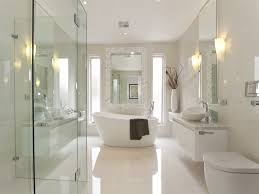 Small White Bathroom Decorating Ideas by Contemporary Modern White Bathrooms And Designs With Bricks
