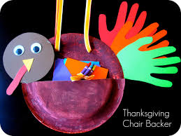 Homemade Thanksgiving Decorations by Toddler Approved Thanksgiving Chair Backer