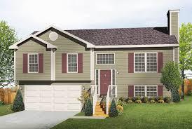 baby nursery split level home plans split level homes plans