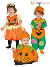 Pumpkin Halloween Costume Baby Toddlers Cute Pumpkin Patch Boys Girls Halloween Fancy Dress