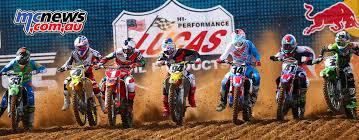 pro motocross ken roczen dominates hangtown ama mx mcnews com au