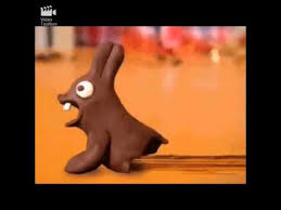 Chocolate Bunny Meme - half eaten chocolate bunny youtube