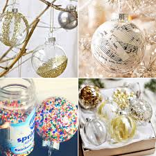 diy ornaments with glass balls diy glass ornament