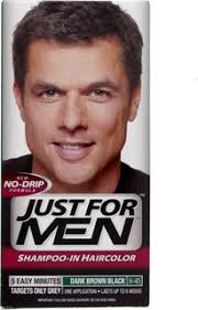hair color for 45 just for men shoo in hair color dark brown black h 45 price