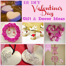 Ideas For Homemade Valentine Decorations by 12 Diy Valentine U0027s Day Gift U0026 Decor Ideas Outnumbered 3 To 1