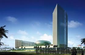 le siege de l ua le nouveau bâtiment de l union africaine cadeau chinois