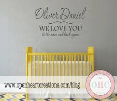 Best Wall Decals For Nursery Best Baby Name Wall Decals For Nursery Wall Decals Ideas