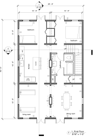 bedroom house plans open floor plan fun house floor plans open