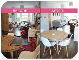 Before And After Organizing by Clutter Free And Looking Great Before And After Home Picture