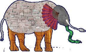 Poem The Blind Man And The Elephant 14 John Godfrey Saxe The Blind Man And The Elephant Unit 2