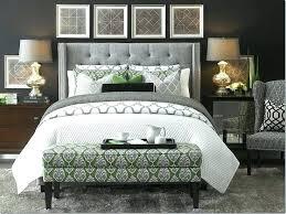 Grey Tufted Headboard Gray Tufted Headboard Gray Bedroom Ideas Luxury Glamorous Grey