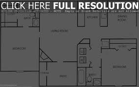 1200 Square Foot Apartment 25 More 2 Bedroom 3d Floor Plans 2 Bedroom Apartment Floor Plans