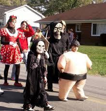 Sumo Wrestler Halloween Costumes Halloween Parade 2008 Photo Gallery
