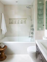 small bathroom ideash beadboard tub and shower renovation nz