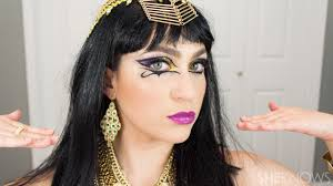 diy katy perry u0027s makeup from u0027dark horse u0027 for halloween