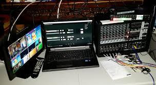 tv studio desk review blackmagic design atem television studio hd studio daily