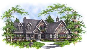 stone and shaker siding 8968ah architectural designs house plans