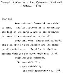 oz typewriter u0027a revolution in typewriter type u0027 oliver v yōst