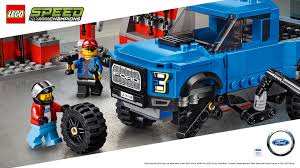 Ford Raptor Blue - ford f 150 raptor posters activities speed champions lego com
