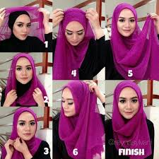 tutorial hijab persegi berkacamata 116 best how to wear images on pinterest hijab outfit hijab