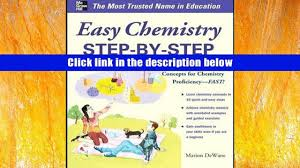 read online easy chemistry step by step easy step by step series