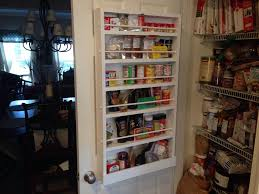 cabinet door magnetic spice rack ideas for organize your kitchen