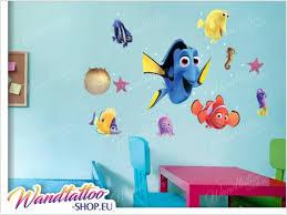 kinderzimmer wandsticker findet nemo kinderzimmer wandsticker 15 disney pixar marvel