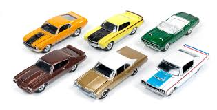 Cars Release Johnny Lightning U2013 1 64 Muscle Cars Usa Release 1 U2013 Version A Round2