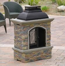 mexican chiminea outdoor fireplace medium chimney 2 piece sun
