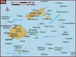 map of suva city map of fiji