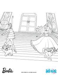 barbie fairy secret printable coloring pages mattel tori pets