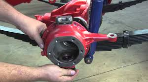 cj 5 restoration steering knuckle install youtube