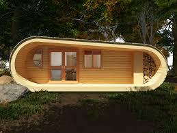 futuristic house floor plans architecture futuristic wooden ellipse shaped home design