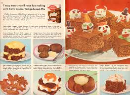 betty crocker gingerbread cake mix betty crocker cake book u2026 flickr