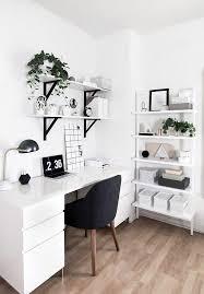 Office White Desk Office Desk Ideas Pinterest 46276
