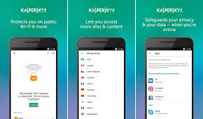 kaspersky secure connection is a vpn with free daily data