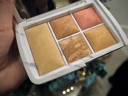 hourglass surreal light palette surreal light palette holiday 2016