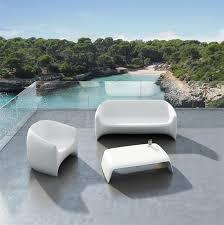 canapé de jardin design salon de jardin design sur cdc design