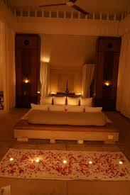 bedroom extraordinary romantic bedroom with rose petals and