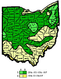 Garden Planting Zones - new leaf garden center zone maps ada and kenton ohio