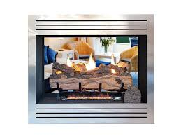 vent free gas fireplace with logs beauty fires